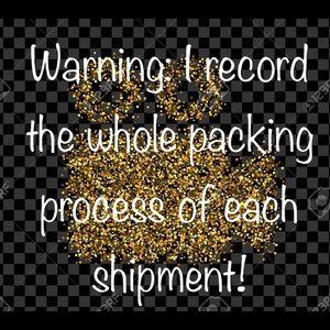 📹 Warning! 🎥